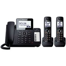 Dect 6.0 Plus Corded/Cordless Phone System
