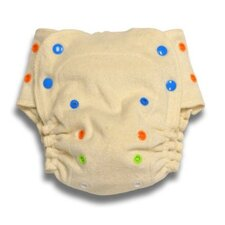 Organic Fitted Diaper