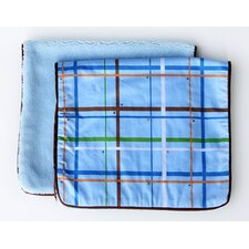 Boutique Plaid Burp Set (Set of 2)