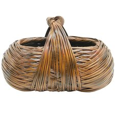 Cross Weave Basket