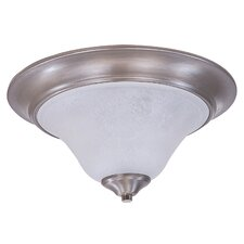 Bellevue 2 Light Flush Mount
