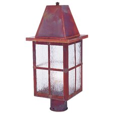 Hartford 1 Light Post Lantern