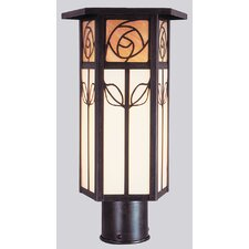 Saint Clair 1 Light Outdoor Post Lantern