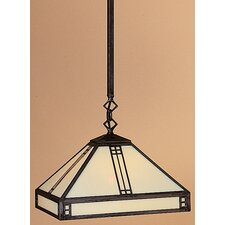 Prairie 1 Light Foyer Pendant