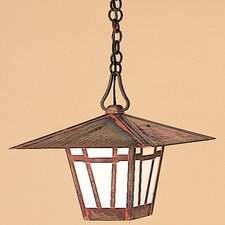 Westmoreland 1 Light Outdoor Hanging Lantern