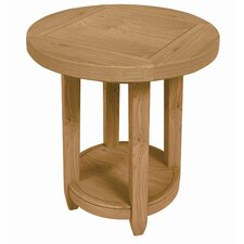 Cherry Creek Oak Round Table