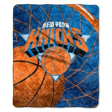 NBA Sherpa Throw