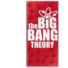 The Big Bang Theory Beach Towel
