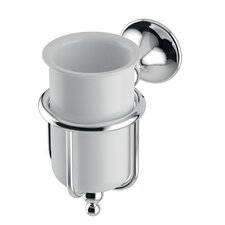Venessia Tumbler Holder in Polished Chrome