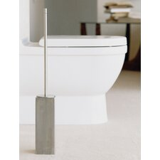 Metric Free Standing Toilet Brush Holder