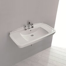 Ceramica Valdama Nova Wall Mounted / Vessel Bathroom Sink