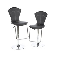 Petal Gas Lift Swivel Barstool