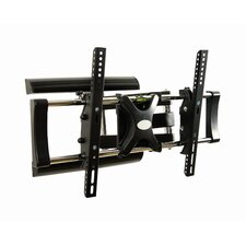 "LEVV Double Stud Steel Solid Articulating Wall Mount for 32""-50"" LCD's"