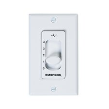 Four Speed Ceiling Fan Slide Wall Control