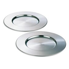 Trayan Charger Plate (Set of 2)