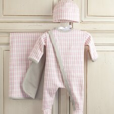 Newborn 3-Piece Layette Set