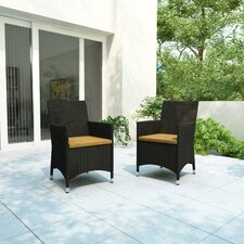 Cascade 2 Piece Seating Group with Cushion