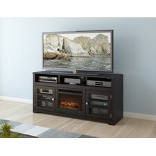 "West Lake 60"" TV Stand with Electric Fireplace"