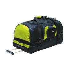 "Lotus Adventure Temptation 26"" 2-Wheeled Travel Duffel"
