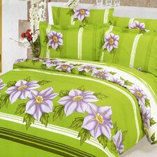 Orchid 6 Piece Duvet Cover Set