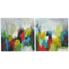 Elliott Canvas Wall Art (Set of 2)