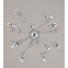 Supernova 12 Light Chandelier