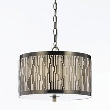 Loyd 3 Light Drum Pendant
