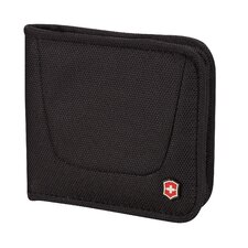 Lifestyle Accessories 3.0 Zip-Around Wallet in Black