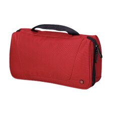 Lifestyle Accessories 3.0 Zip-Around Travel Kit Toiletry Case