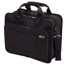 "Architecture® 3.0 Monticello 13"" Laptop Brief in Black"