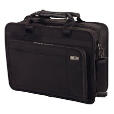 "Architecture® 3.0 Parliament 15.6"" Laptop Brief in Black"