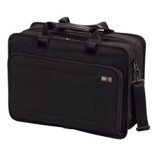 "Architecture® 3.0 Parliament 17"" Laptop Brief in Black"