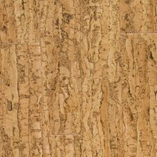 "Almada Tira 4-1/8"" Engineered Locking Cork Flooring in Natural"