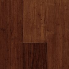 "Natural Bamboo Expressions 5-1/4"" Solid Locking Strand Woven Bamboo Flooring in Acorn"