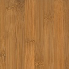 "Natural Bamboo Traditions 3-3/4"" Solid Bamboo Flooring in Horizontal Spice"