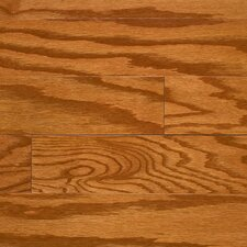 "Intuition with Uniclic 4"" Engineered Hardwood Red Oak Flooring in Honey"