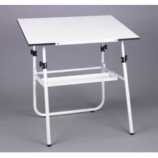 Ultima Fold-a-Way Laminate Drafting Table