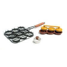 Deluxe Mini Burger Set