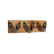 3 Bottle Felt Wine Rack