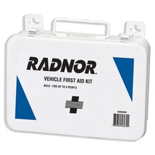 Person Vehicle First Aid Kit In Metal Case