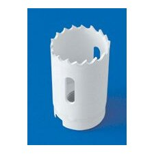"1/4"" 40274 Tooth Per Inch Style 20L Bi-Metal Hole Saw"