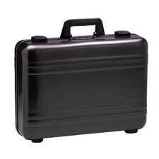 "Elite Series 4"" Attache in Polished Black"
