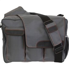 Diaper Dude Flap Messenger II Diaper Bag