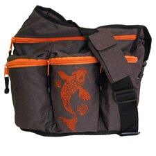 Koi Dude Diaper Bag