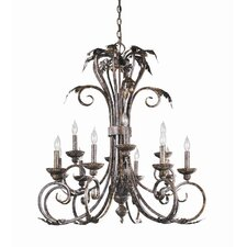 Medici 12 Light Chandelier