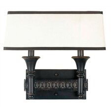 Uptown Gallery 2 Light Wall Sconce