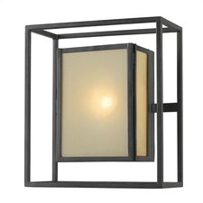 Hilden 1 Light Indoor/Outdoor Wall Sconce