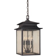 Sutton 4 Light Hanging Pendant