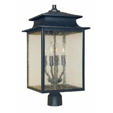 Sutton 4 Light Post Lantern