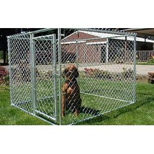 Lucky Dog Champion Box Kennel (4' H x 5' W x 5' D)